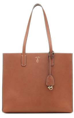 Mark Cross Fitzgerald leather tote