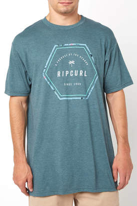 Rip Curl Henry Heather Graphic Tee