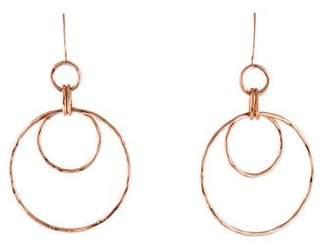 Ippolita Rosé Multi Circle Drop Earrings