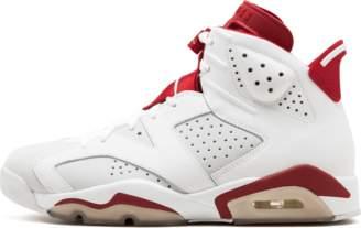 Jordan Air 6 Retro White/Gym Red