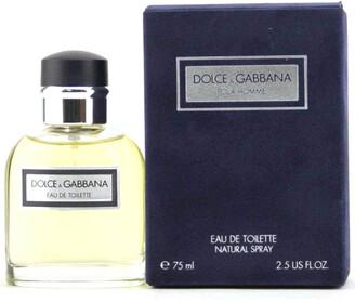 Dolce & Gabbana Men's 2.5Oz Eau De Toilette Spray