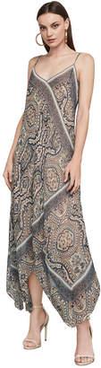 BCBGMAXAZRIA Chloey Vintage Brocade Slip Dress