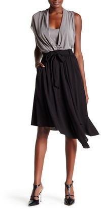 Kobi Halperin Brenda Wrap Skirt $258 thestylecure.com