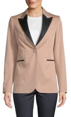 Valentino Classic Long-Sleeve Jacket