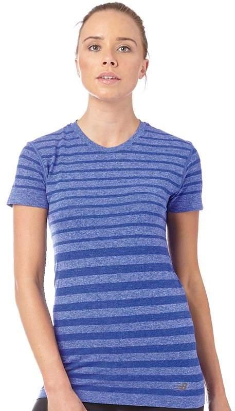 Damen Seamless Tech T-Shirt Königsblau
