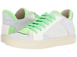 MM6 MAISON MARGIELA Neon Pop Low Trainer Women's Shoes