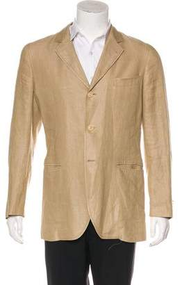 Dolce & Gabbana Linen Sport Coat