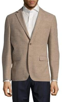 Michael Kors Classic Fit Wool-Blend Sportcoat