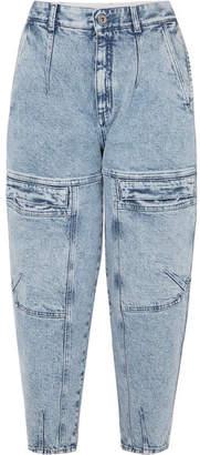 Stella McCartney Distressed Boyfriend Jeans - Blue