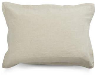 Hotel Collection Natural Linen Pillow Sham