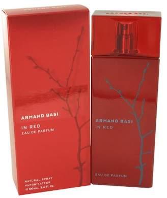 Armand Basi in Red by Eau De Parfum Spray 3.4 oz (Women)