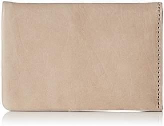 [パトリック ステファン]名刺入れ カードケース ミニマル 羊革 183AAO11 ライトグレー