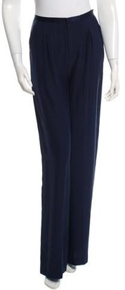 Brochu Walker Silk Wide-Leg Pants w/ Tags $125 thestylecure.com