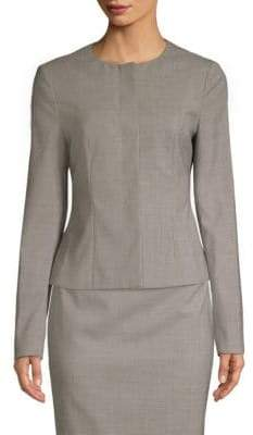 BOSS Javilla Wool Jacket