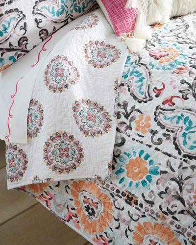 Design Source Danee Twin 2-Piece Quilt Set