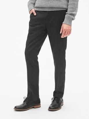 Gap Wool Pants in Skinny Fit with GapFlex