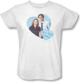 Office The Jim & Pam 4 Ever Womens T-Shirt In