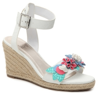 Impo Term Wedge Sandal $76 thestylecure.com