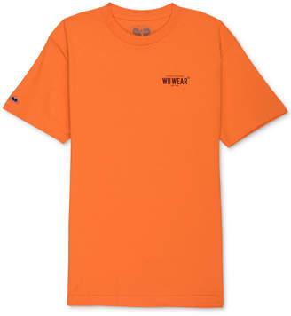 Wu Wear Men's Text Graphic T-Shirt
