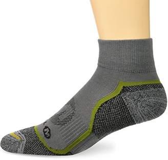 Merrell Men's Glove Quarter Sock