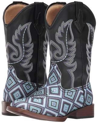 Roper Glitter Diamonds Cowboy Boots