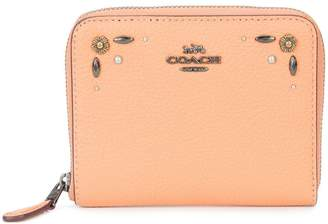 Coach Prairie Rivets small wallet
