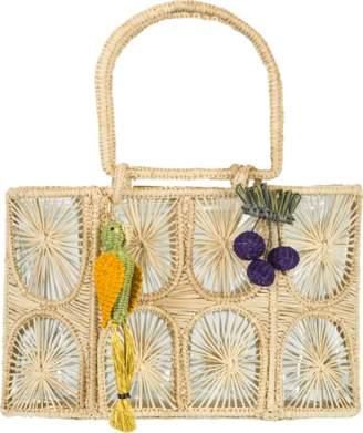 Mercedes Salazar Periquito Verde Bag