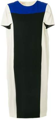 Marni panelled T-shirt dress