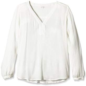 1b0e482ee3d9e ... Kaffe Women s Amber L s Blouse- Min 2 Regular Fit Long Sleeve Blouse