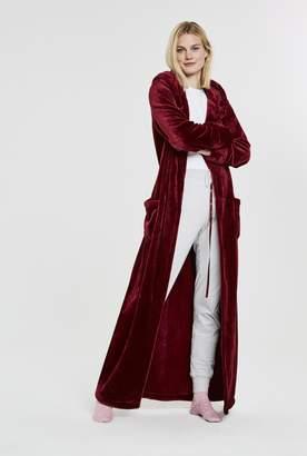 d2404b46b3 Long Tall Sally So Soft Fluffy Hooded Robe