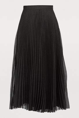 Anine Bing Lovisa pleated skirt