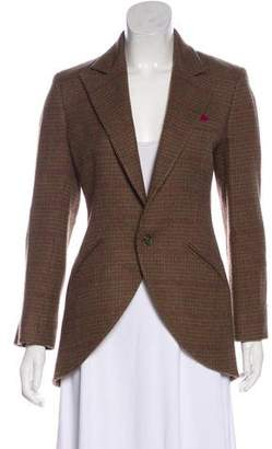 Ralph Lauren Wool Long Sleeve Jacket