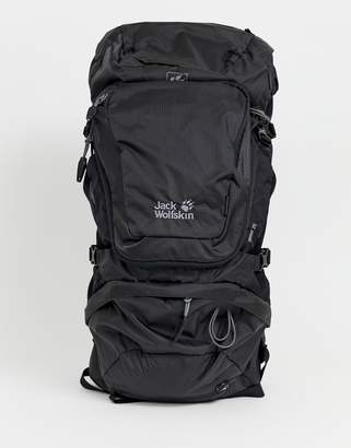 Jack Wolfskin Orbit 26 Backpack In Black