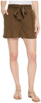 Three Dots Nova Twill Shorts Women's Shorts