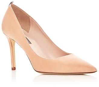 Sarah Jessica Parker Women's Fawn Suede Pointed Toe Pumps - 100% Exclusive