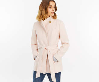 Oasis HAZEL PANEL FITTED COAT
