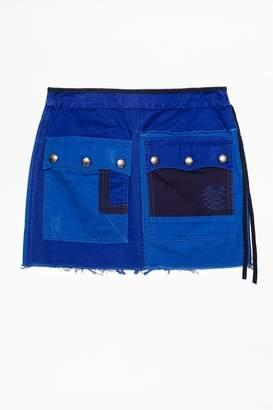 Zadig & Voltaire Janis Grunge Skirt