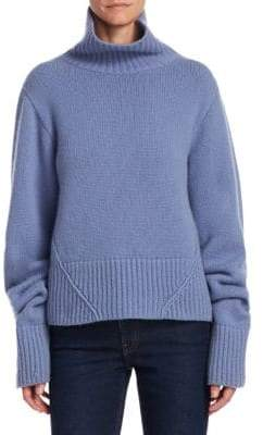 Wallis Khaite Cashmere Turtleneck Sweater