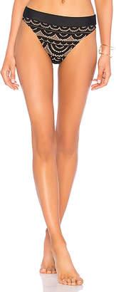 Pilyq High Waist Teeny Bikini Bottom