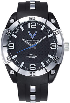 WRIST ARMOR Wrist Armor Mens Strap Watch-37300010