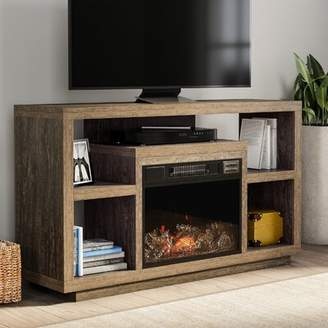 """emmi Millwood Pines TV Stand for TVs up to 48"""" with Fireplace Millwood Pines"""