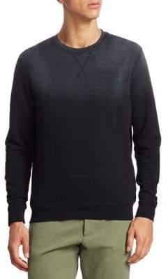 Kent & Curwen Hutto Crewneck Cotton Sweatshirt