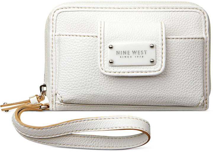 Nine West Handbag, Bright Lights Small Phone Wristlet