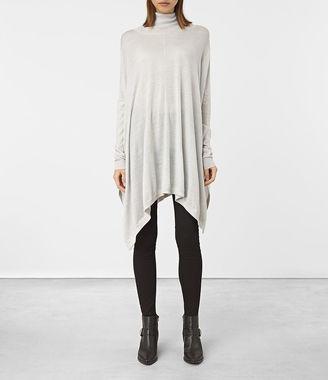 Benton Cape Sweater $215 thestylecure.com