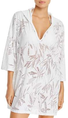 J Valdi Bamboo Tunic Swim Cover-Up