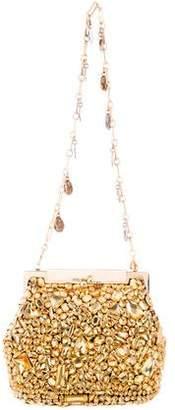 Dolce & Gabbana Crystal Embellished Bag