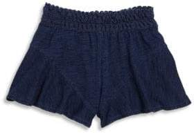 Splendid Toddler's, Little Girl's, & Girl's Jersey Shorts