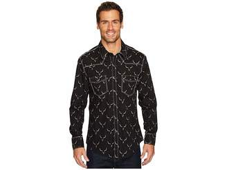 Rock and Roll Cowboy Long Sleeve Snap B2S4122 Men's Clothing