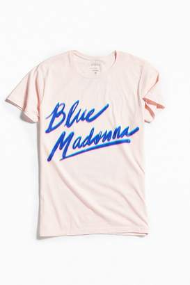 Urban Outfitters Børns Blue Madonna Airbrush Tee