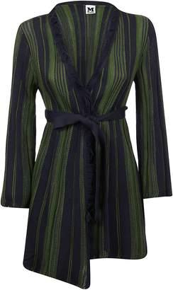 Missoni Multicolor Striped Cotton Cardigan